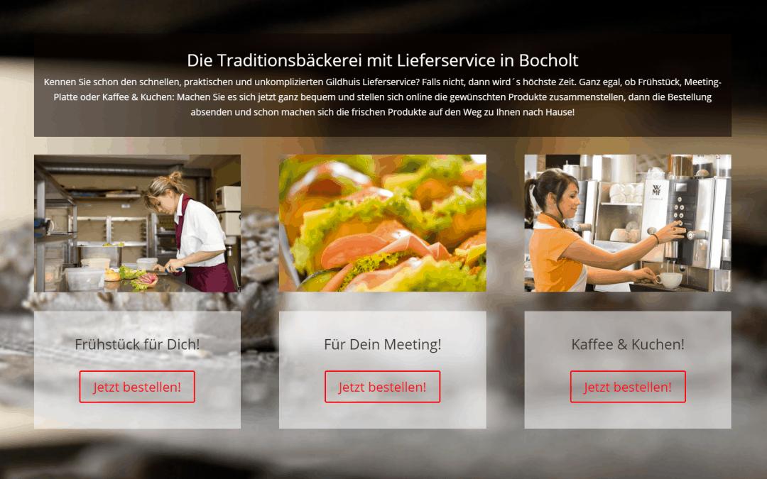 Relaunch: Start für die neue Gildhuis Website!