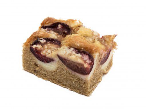 Dinkelpflaumen-Kuchen