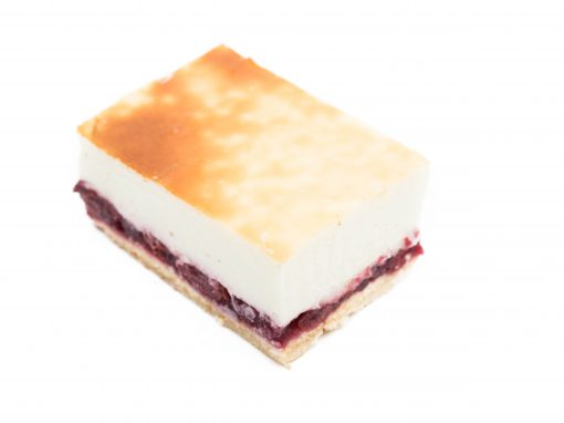 Käsekirsch-Kuchen