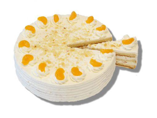 Käse-Sahnetorte
